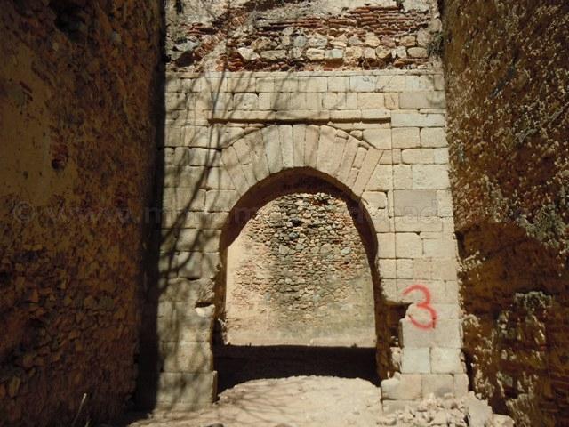 Alcazaba puertas for Puerta corrediza externa